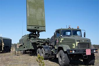 乌克兰展示其新研发防空雷达系统 优于现役装备