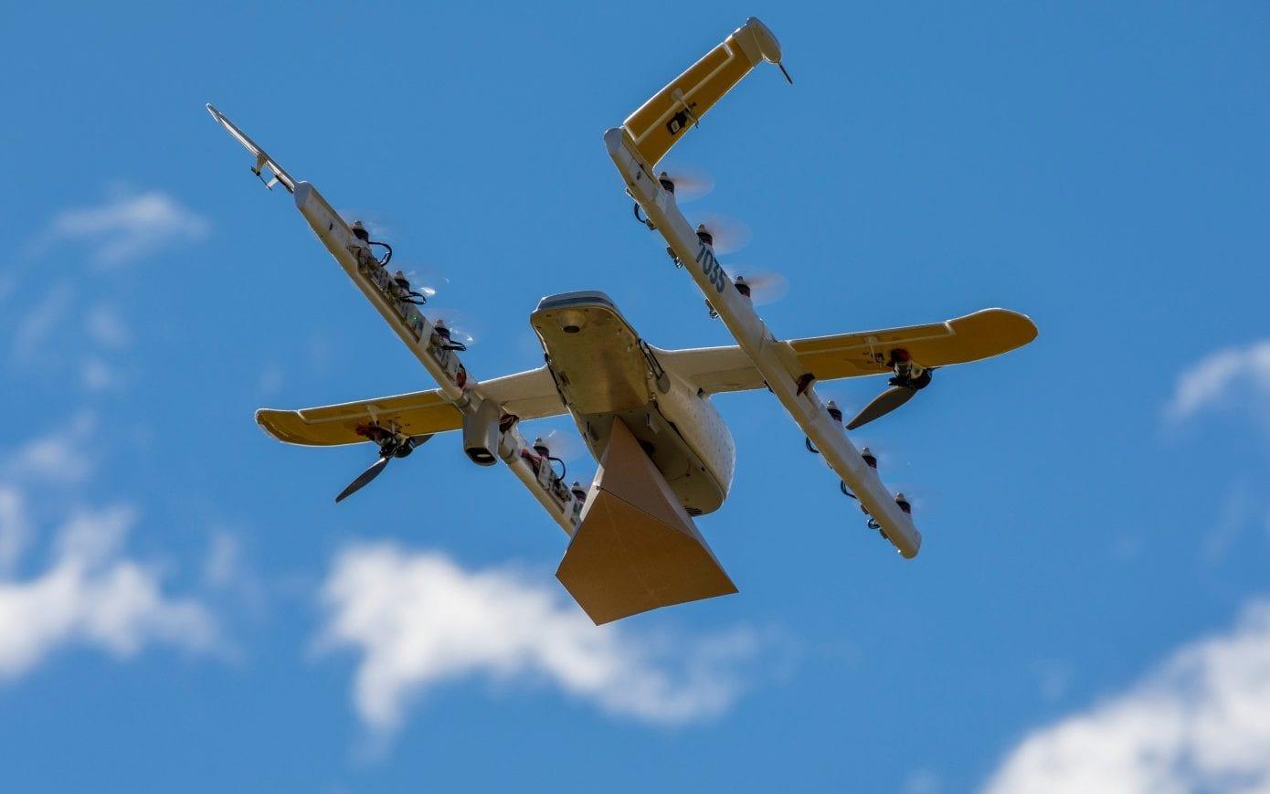 澳大利亚批准无人机货运 咖啡可十分钟即可送到手