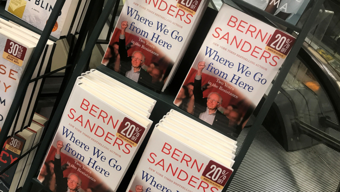 美总统候选人分享致富秘诀:写畅销书,网友:伪善!