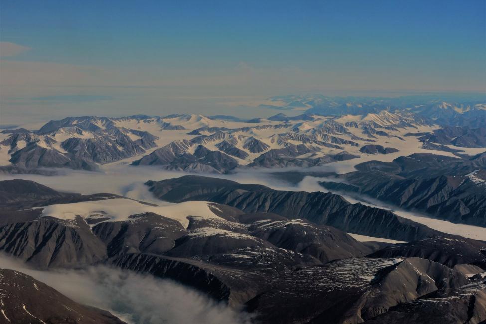 气温升高正造成北极气候剧变 或将影响全球 ,吡啶兽