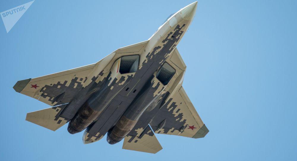 俄媒:美若再逼土耳其 土就要买俄苏57战机了