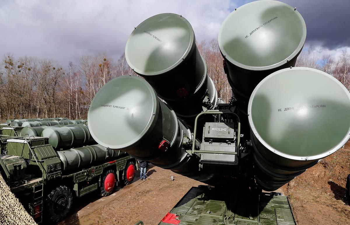 土耳其总统:俄S400系统或于7月前交付土耳其