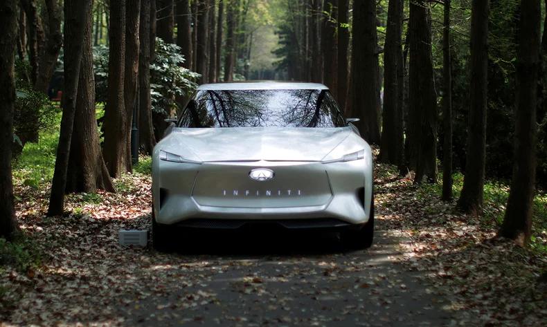 日產旗下高端品牌英菲尼迪將推出首款電動汽車