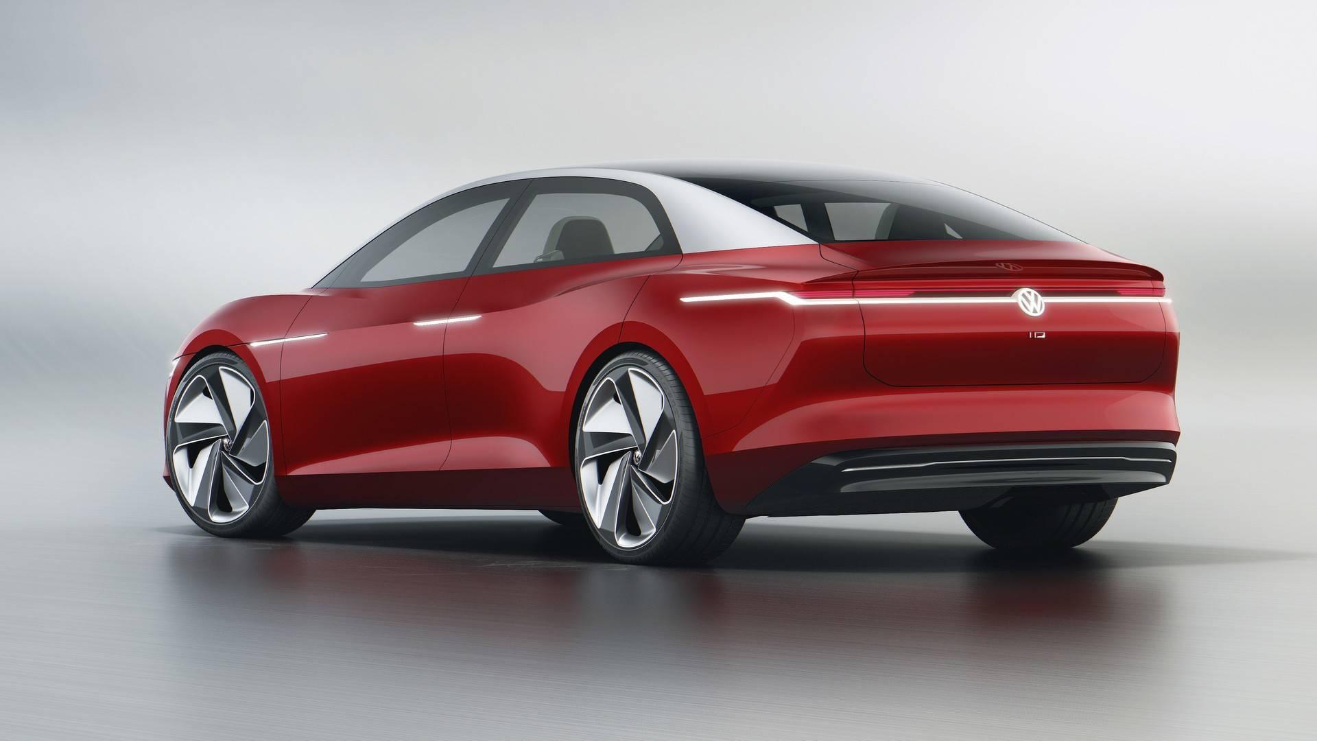 大众欧洲注册一系列商标 或为电动汽车相关产品