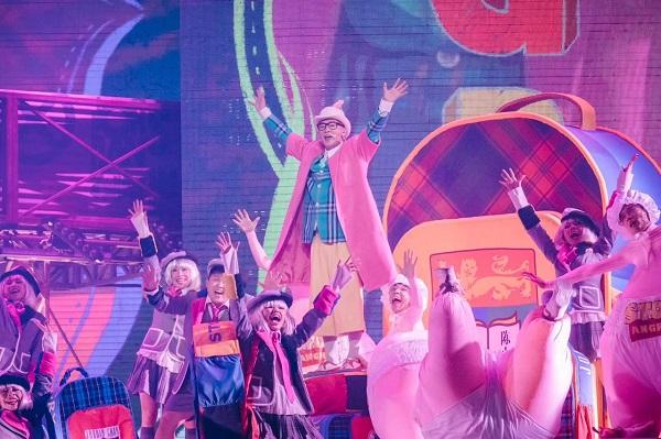 陈小春StopAngry巡回演唱会北京站4月11日14:58分已经开票啦!