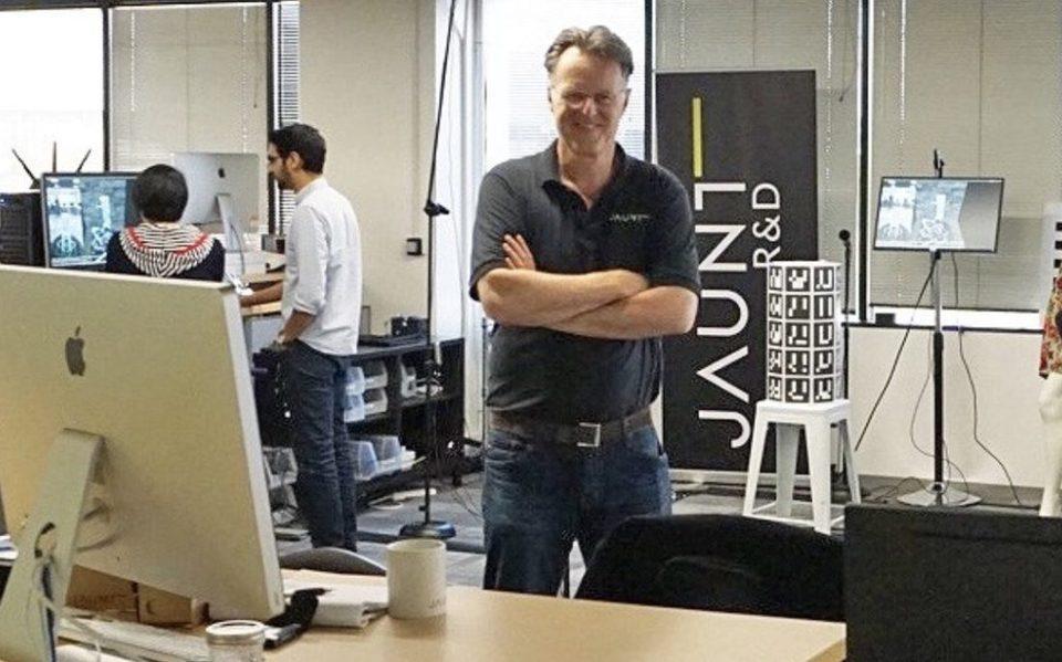 苹果将知名VR公司创始人招至靡下 助力3D和VR