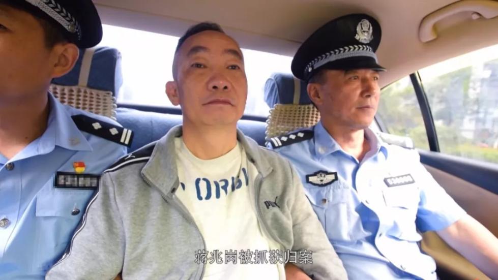 落跑校长蒋兆岗违纪违法案剖析:他如何攀附上副省长