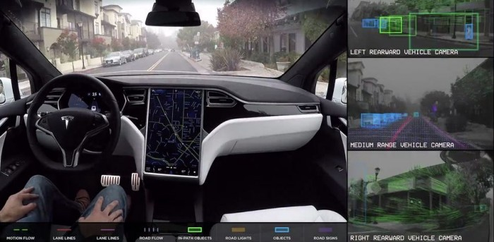 特斯拉发布Autopilot安全报告 事故率低于人类驾驶
