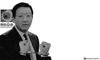 原董事长涉刑案 葵花药业称系个人行为