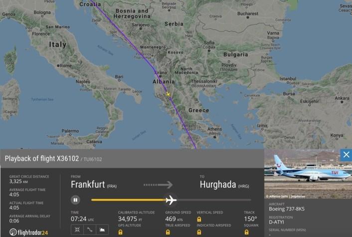 德国一波音737客机通讯中断 意大利战机紧急升空