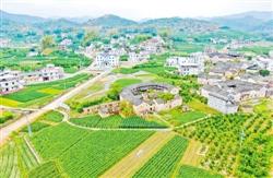 开发民宿旅游 十村联动发展