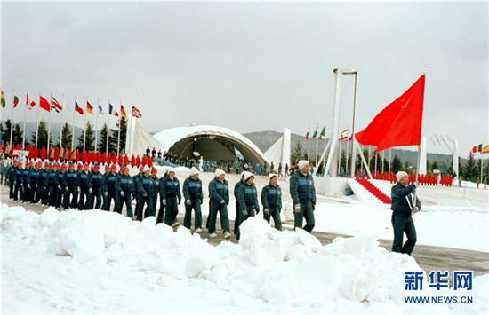 """建国70周年中国体育巨变纵览之一:""""夏奥""""和""""冬奥"""""""