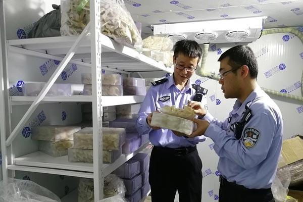 汕头海关破获案值达20亿元走私燕窝入境案
