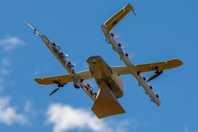 澳大利亚批准无人机货运 10分钟咖啡送到手