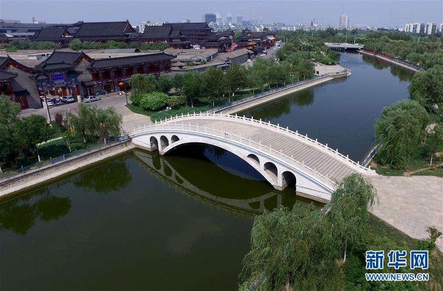 """天津:""""文旅结合""""张扬运河新魅力"""