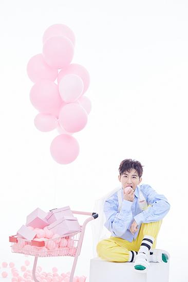 歌手谭杰希全新主打单曲《超可爱》正式发布