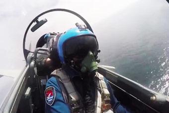 燃!《海军航空兵的一分钟》震撼来袭