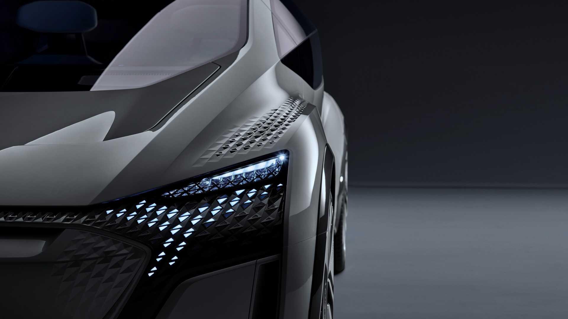 奥迪AI:me概念车预告图发布 城市自动驾驶汽车雏形
