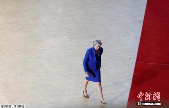 外媒:英政府或决定取消为应对硬脱欧而制定的计划