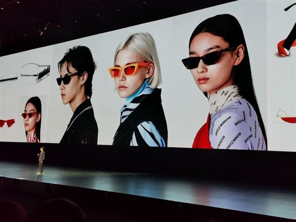 华为推首款智能眼镜EyeWear:首创NFC非触式充电