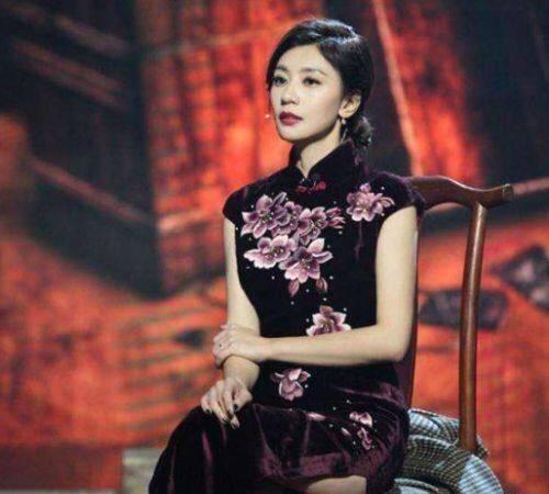 最美旗袍女明星排名,刘亦菲只能排第五