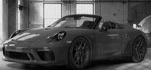 保时捷911 Speedster将亮相:限量1948辆