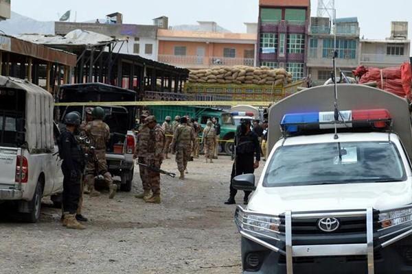 巴基斯坦奎达爆炸死亡人数升至16人