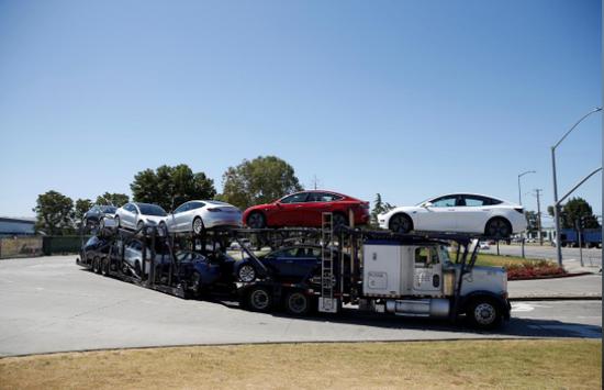 特斯拉正式推出Model 3租赁业务