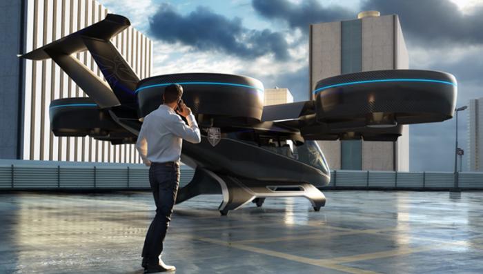 日媒:飞行汽车越来越近 力争2025年推向实用化