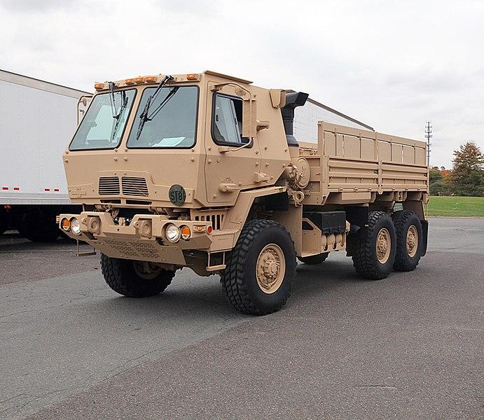 美国陆军加速了自动驾驶卡车的研究步伐