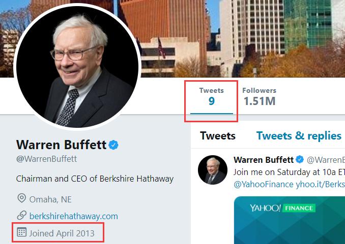 巴菲特:马斯克没必要在推特上沟通 当CEO还需提升