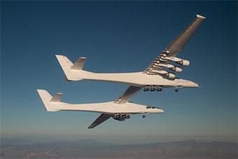 安225已是过去式!全球最大飞行器首飞成功