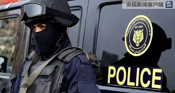 埃及安全部队再击毙两名恐怖分子