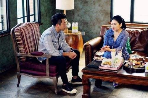 郑恺和程晓玥妈妈
