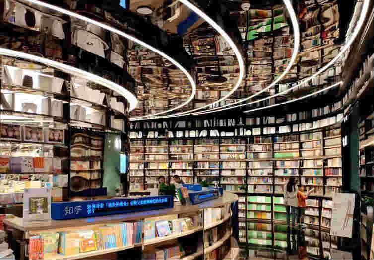 """""""高颜值""""书店吸引厦门市民"""