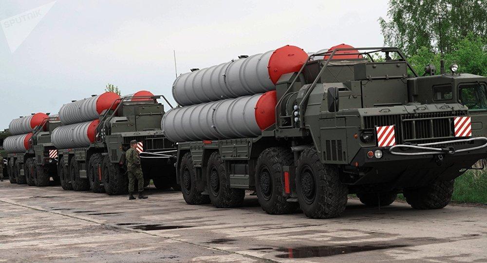 俄罗斯称欢迎土耳其在S400问题上不妥协立场