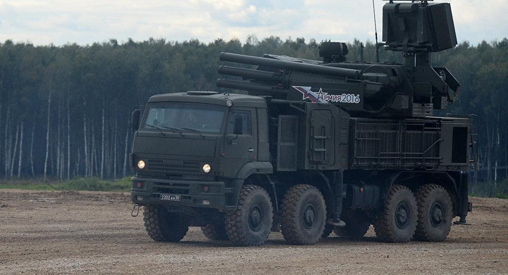 """保卫首都!俄S400和""""铠甲""""在莫斯科州通过测试"""