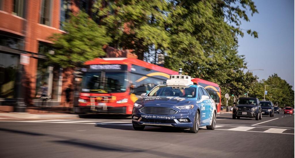 福特降低对自动驾驶汽车预期 时机尚未成熟