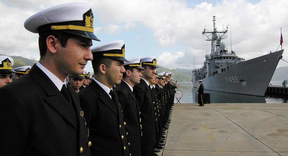 俄指责北约在黑海不能增加安全 只会破坏稳定