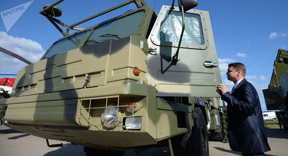 俄罗斯S-350防空导弹系统已完成国家测试