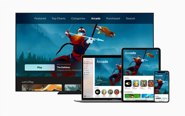 《金融時報》:蘋果斥5億美元建游戲平臺Arcade