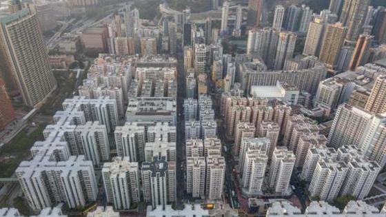港媒:香港平均楼价达120万美元 贵绝全球