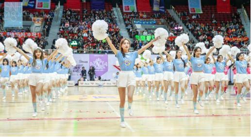 SNH48 GROUP偶像运动会圆满落幕
