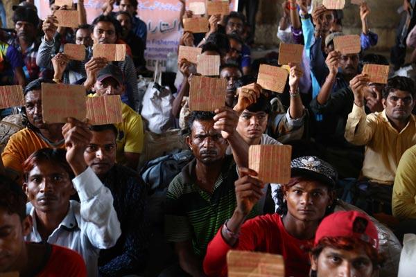 巴基斯坦释放100名印度渔民