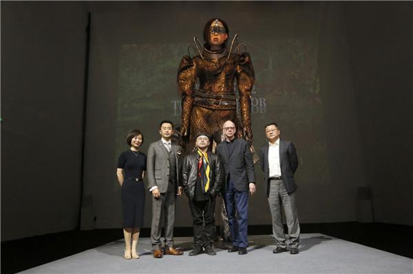 《叶锦添:全观》艺术大展开启艺术与科学的旅程 摄影、录像、雕塑、装置等形式