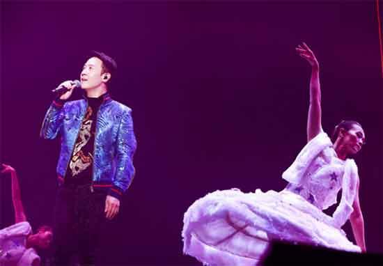 全新巡演升级2.0版本 黎明5月广州华丽开唱