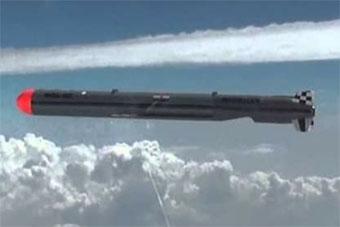 印度自研亚音速巡航导弹试射获得成功