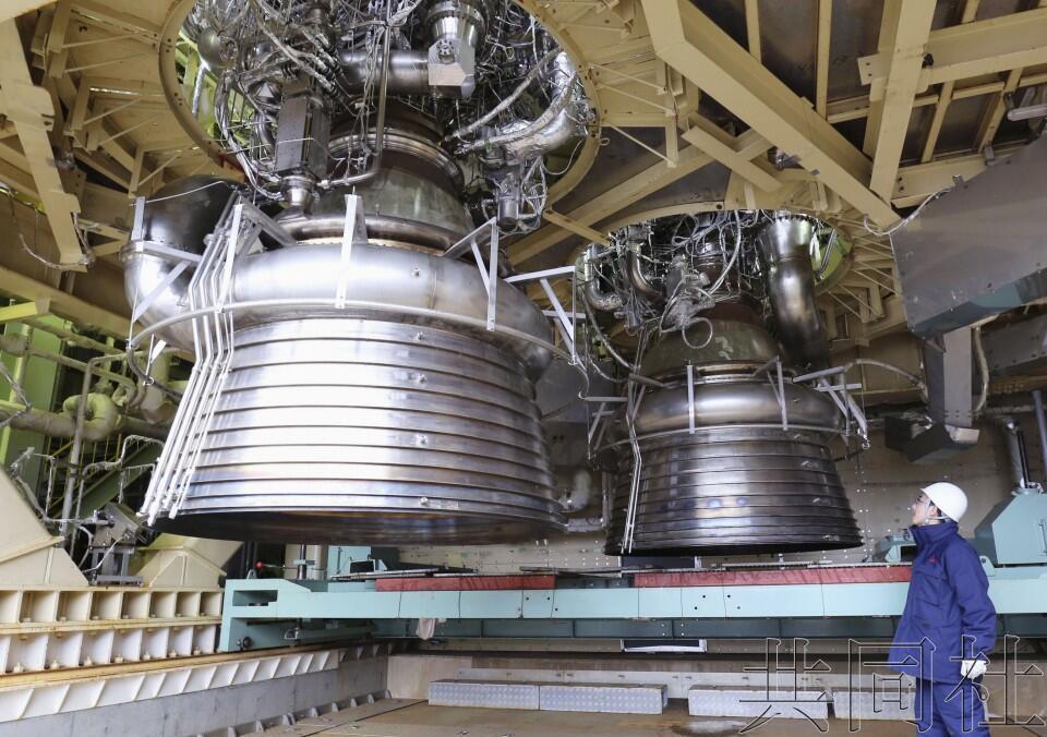 日本向媒體公開新一代火箭H3主引擎燃燒試驗