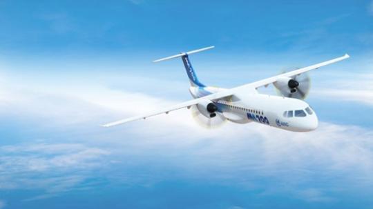 新舟700首飞机地面试验规划已完成
