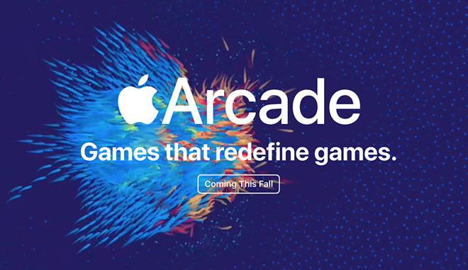 苹果在Apple Arcade游乐场业务上投资了5亿美金